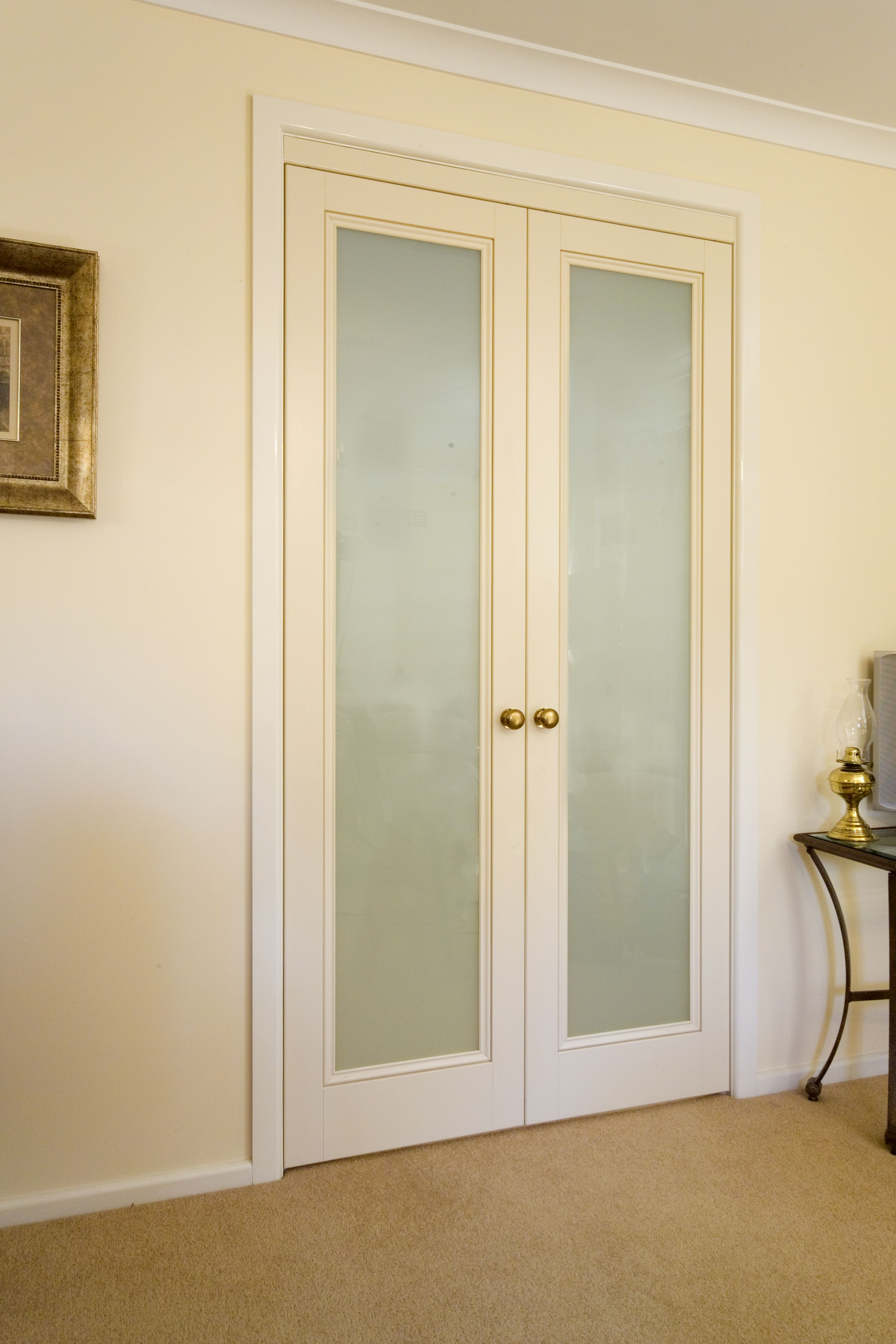 Our unique custom made doors are individually created for your decor.