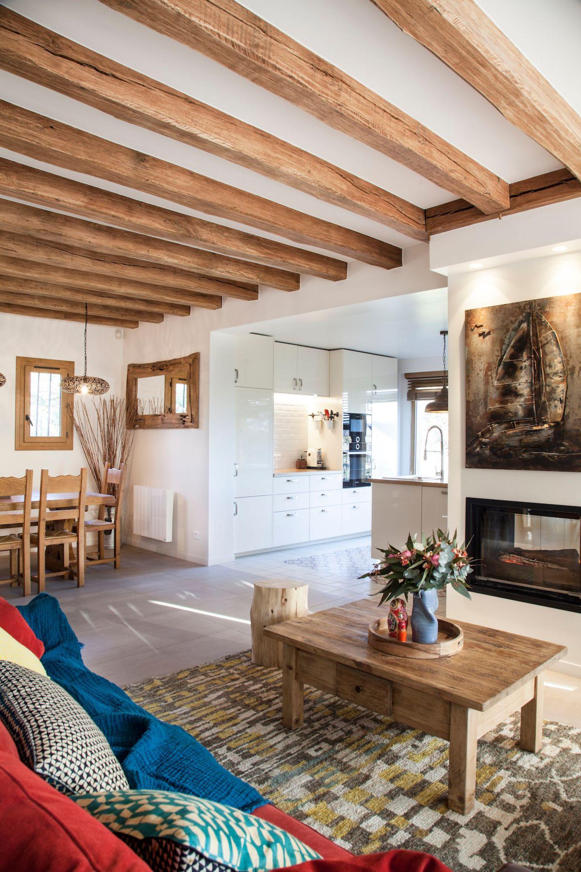 Maison Banlieue Parisienne Une Extension Avec Jardin Arch Barn