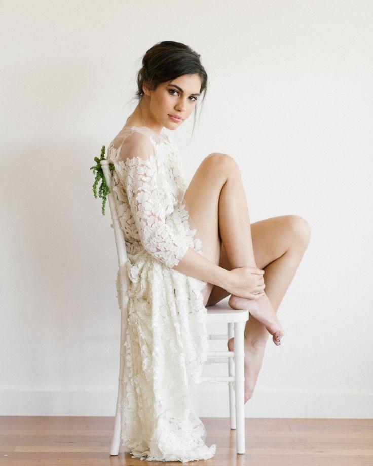 Wedding Photography Ideas : Anya gown by Jennifer Gifford   LBL ...