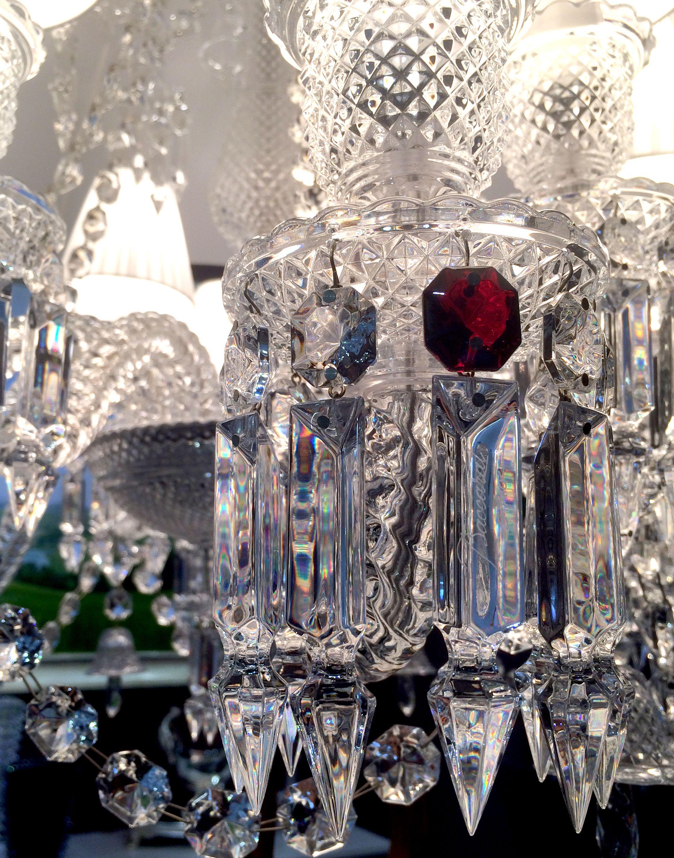 Baccarat chandelier crystal detail harlequin london lighting baccarat chandelier crystal detail harlequin london lighting arubaitofo Gallery