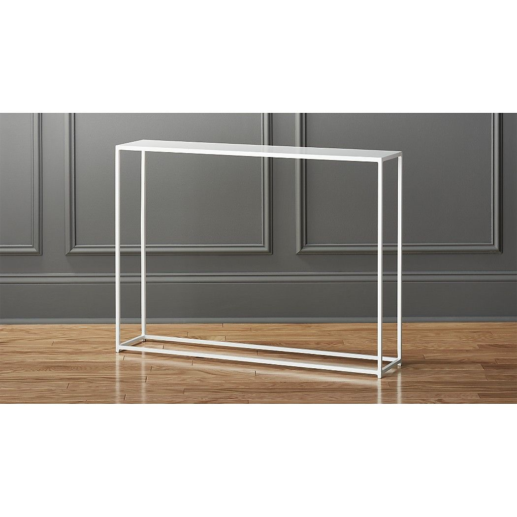 38x8x28 Miniconsoletablewhiteshs16 16x9 White Console Table Console Table Styling Inexpensive Furniture