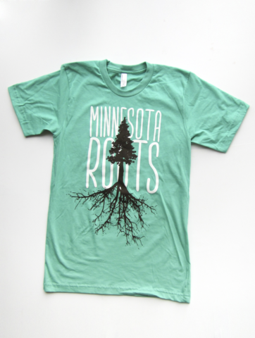 Minnesota Roots Tshirt Cool Shirts Cool Outfits T Shirt