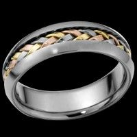 Want This As A Wedding Band Cord Of Three Strands Is Not Easily