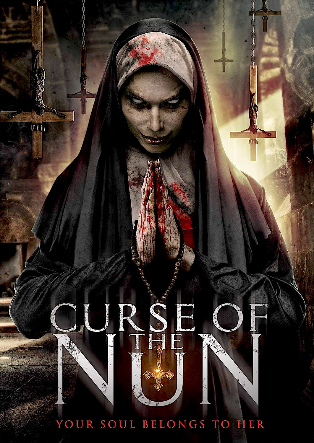 CURSE OF THE NUN DVD (HIGH OCTANE FILMS) Full movies