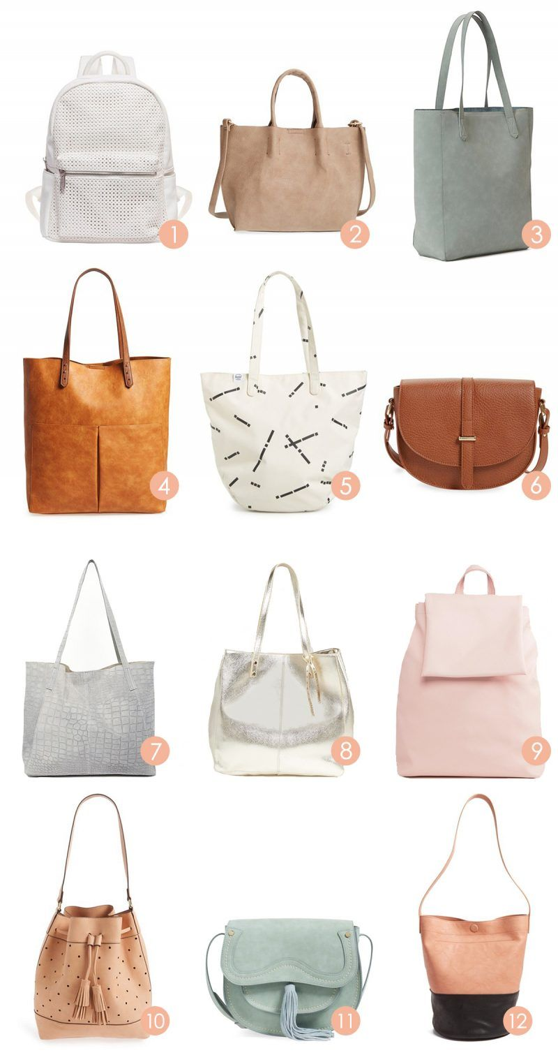 12 Bags for Moms that Aren\'t Mom Bags