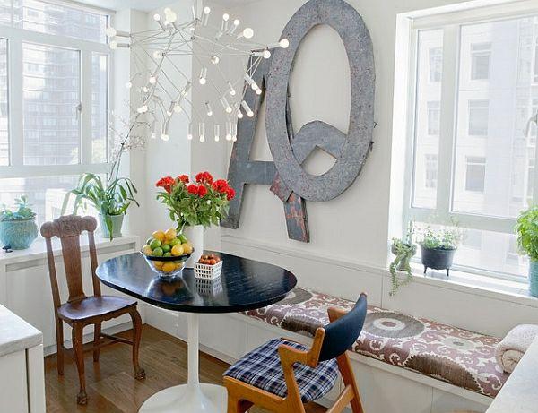 50 einrichtungsideen für kleine esszimmer - einrichtungsideen für ... - Einrichtungsideen Wohnzimmer Esszimmer