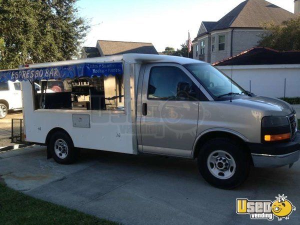 Used Gmc Coffee Truck In Louisiana Gmc Trucks Custom Trucks