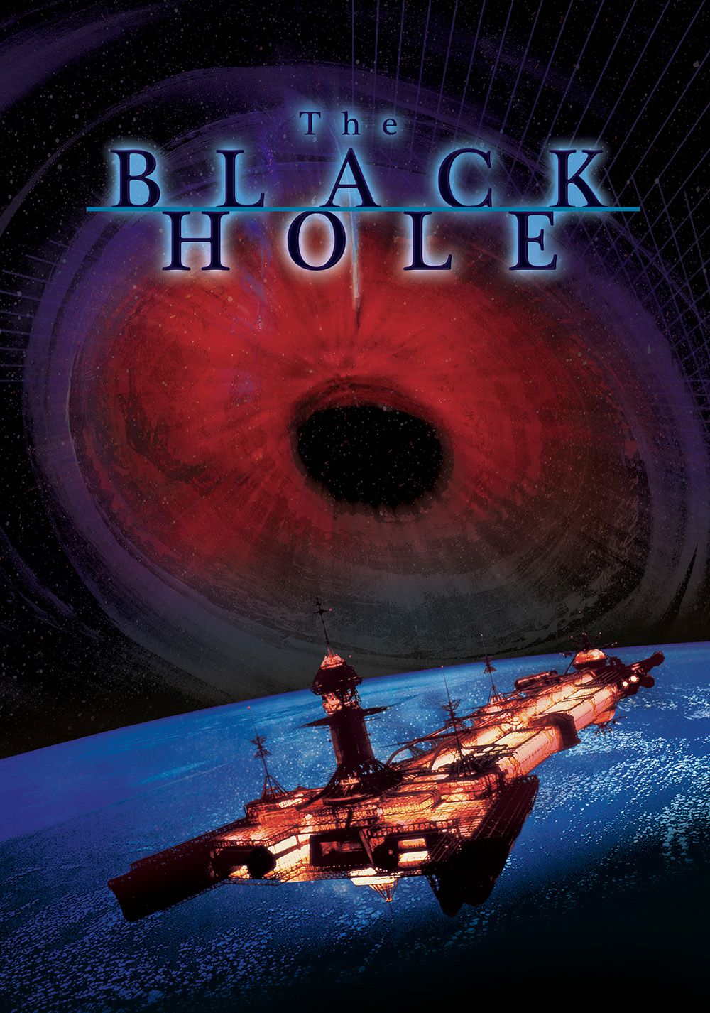 The Black Hole (1979) Ironically, Disney's version of ...