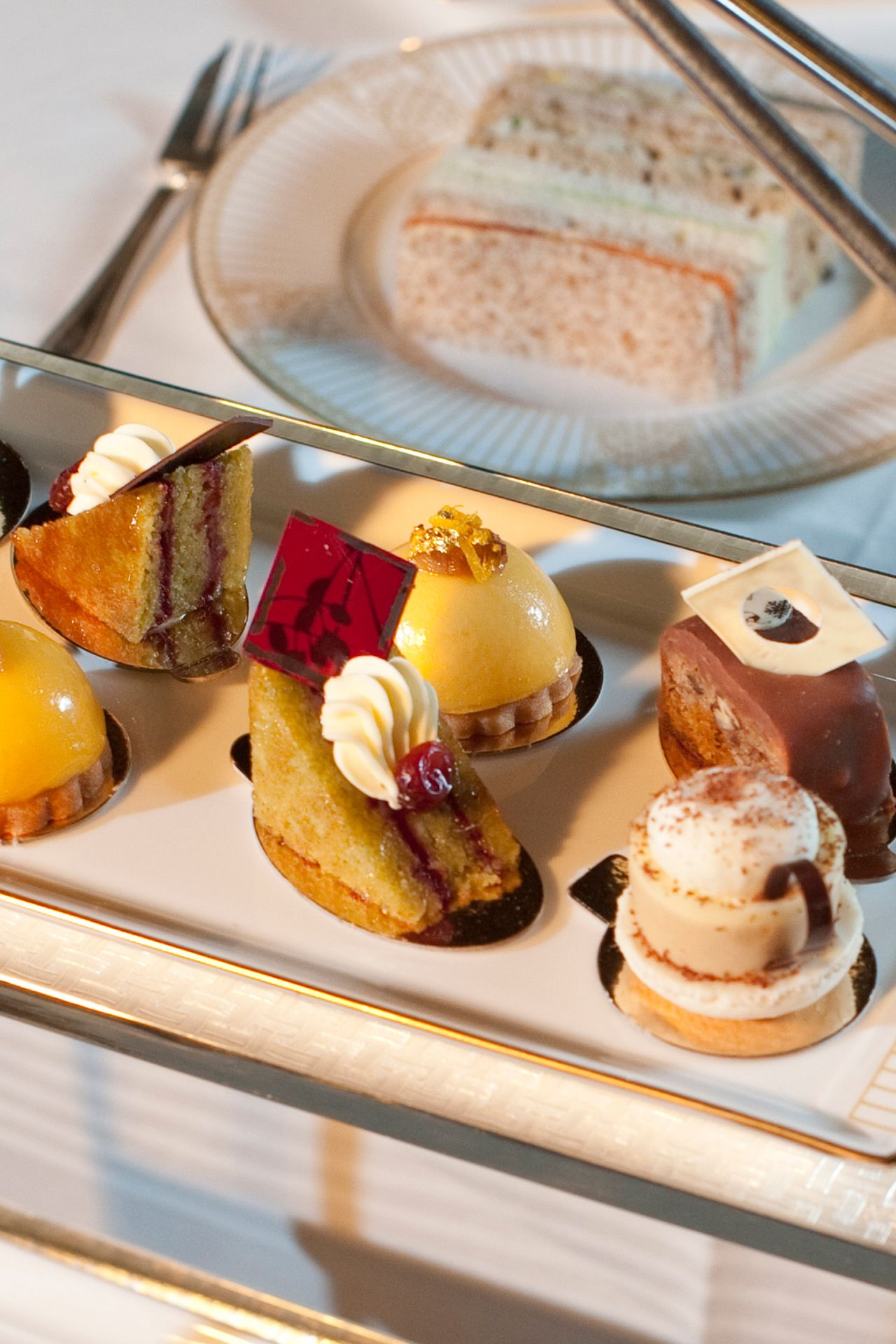 the best afternoon tea in london the winter garden at the