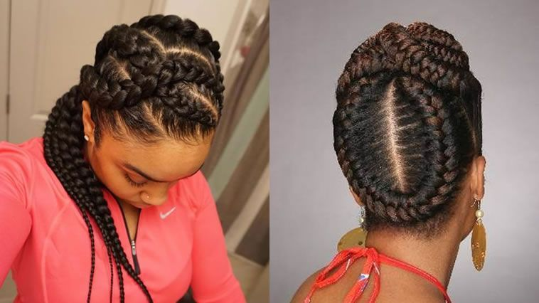 Pin On African Hairstyles