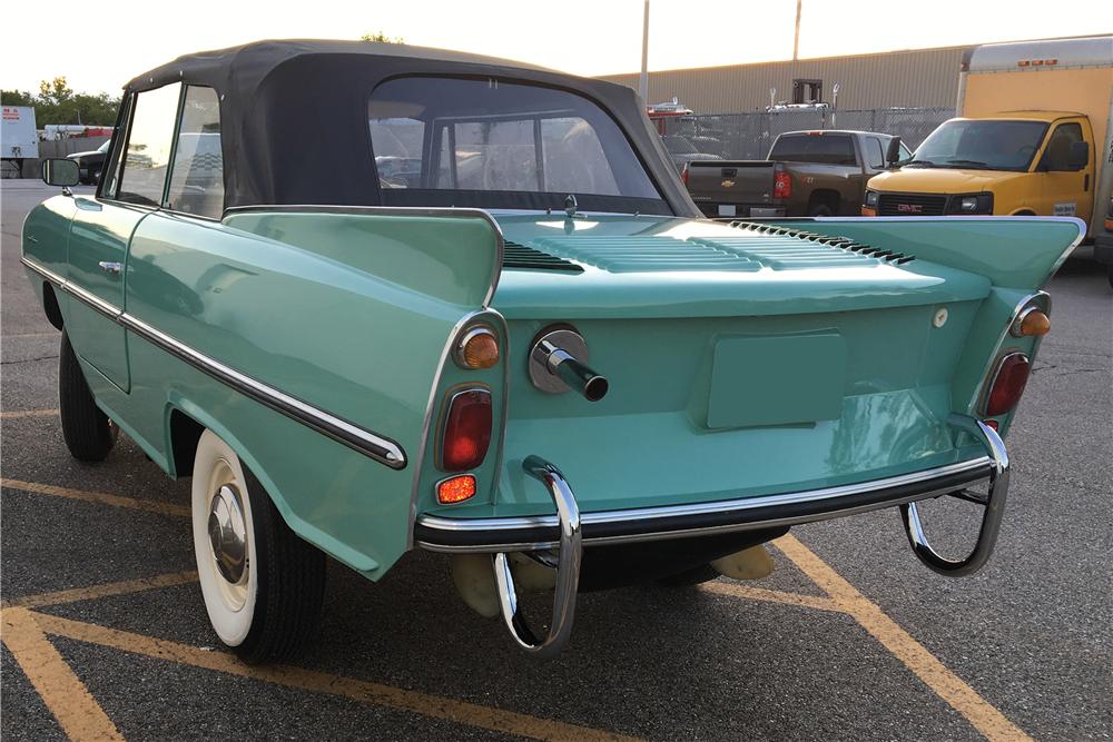 1967 AMPHICAR 770 CONVERTIBLE   Old Rides 5   Pinterest ...