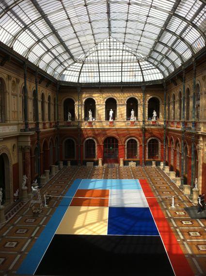 Ecole des beaux arts de paris from the lacoste de - Ecole des beaux arts paris ...