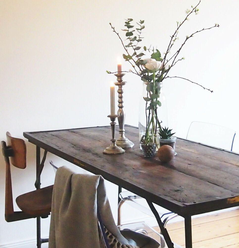 Finden Sie TopAngebote für Holztisch klappbar Holz shabby
