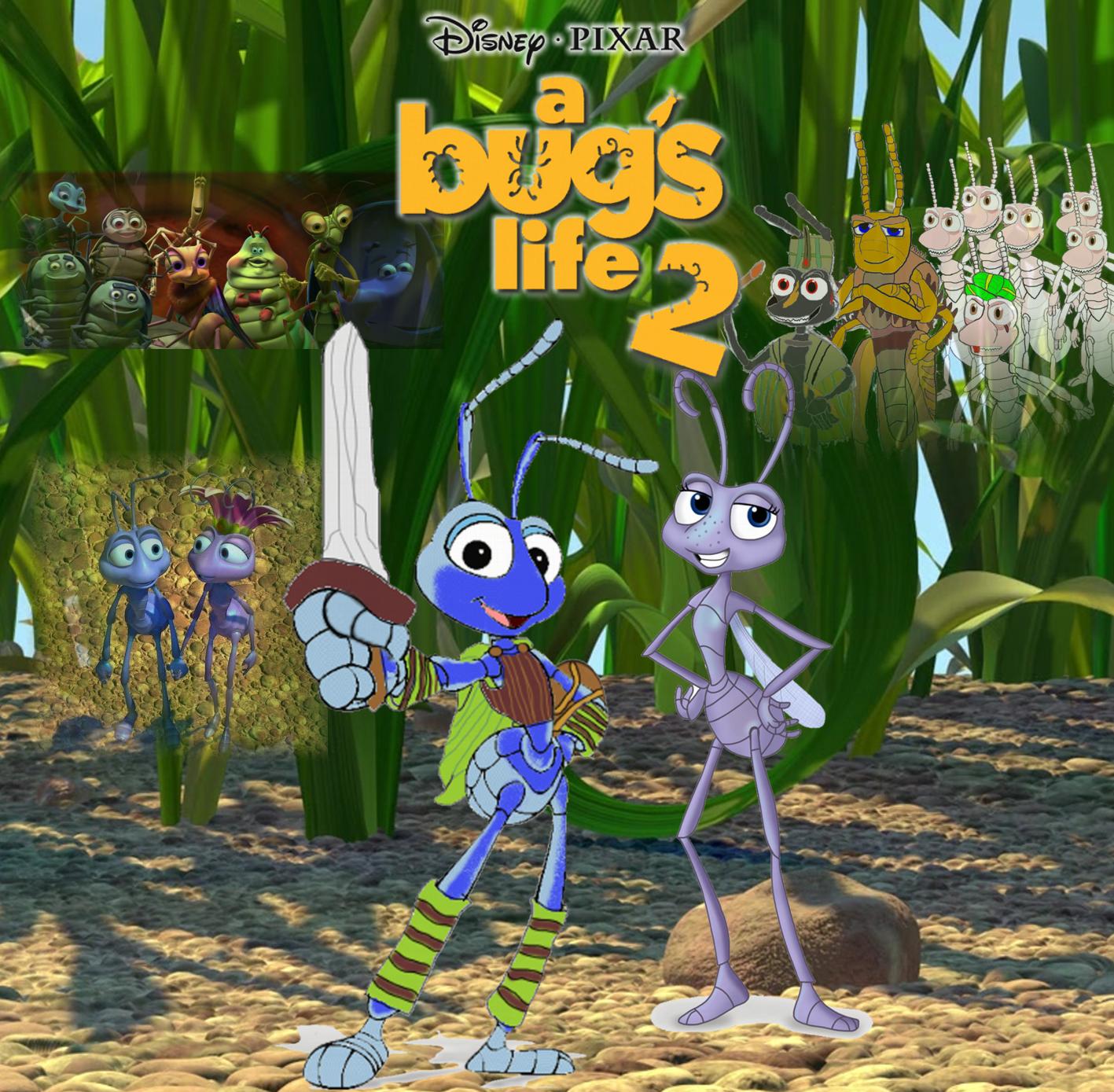 Disney Pixar S A Bug S Life 2 In 2020 Fan Art A Bug S Life Disney Pixar