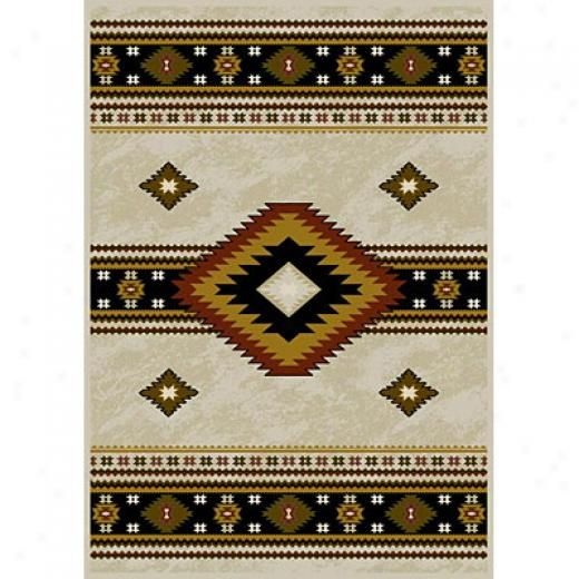 southwest ART deco | Southwestern Rugs, Southwestern Area ...