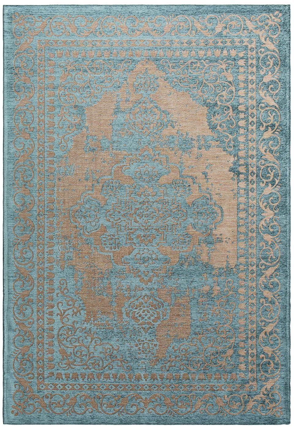 Marakesh Copper Niebieski 230 X 160 Dywany Produkty