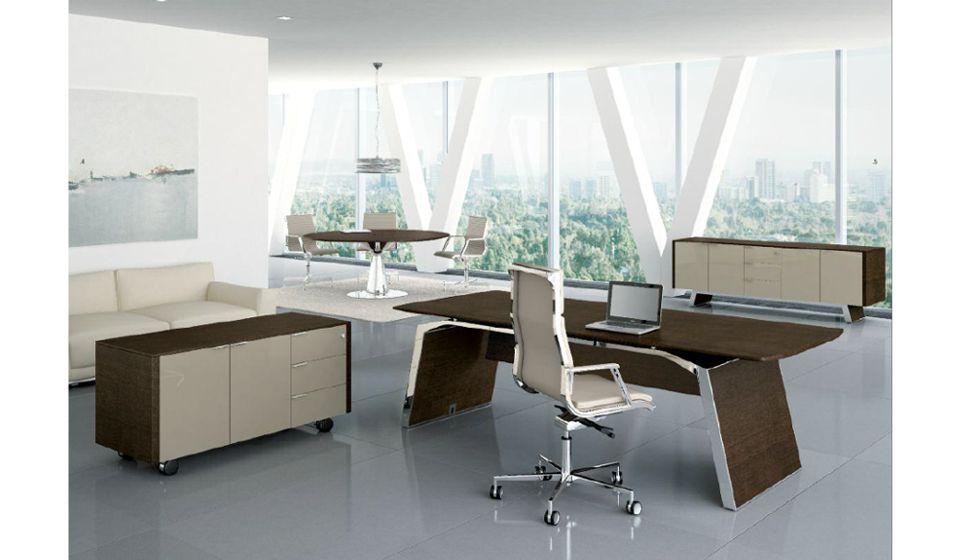 Mobili Per Ufficio Direzionali : Metar mobili per ufficio direzionali con ante lucide office