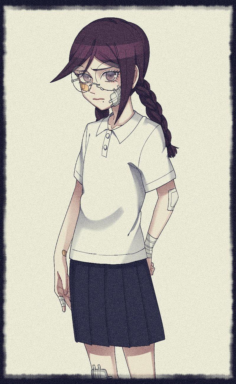 Toko Fukawa in 2020 Danganronpa characters, Danganronpa
