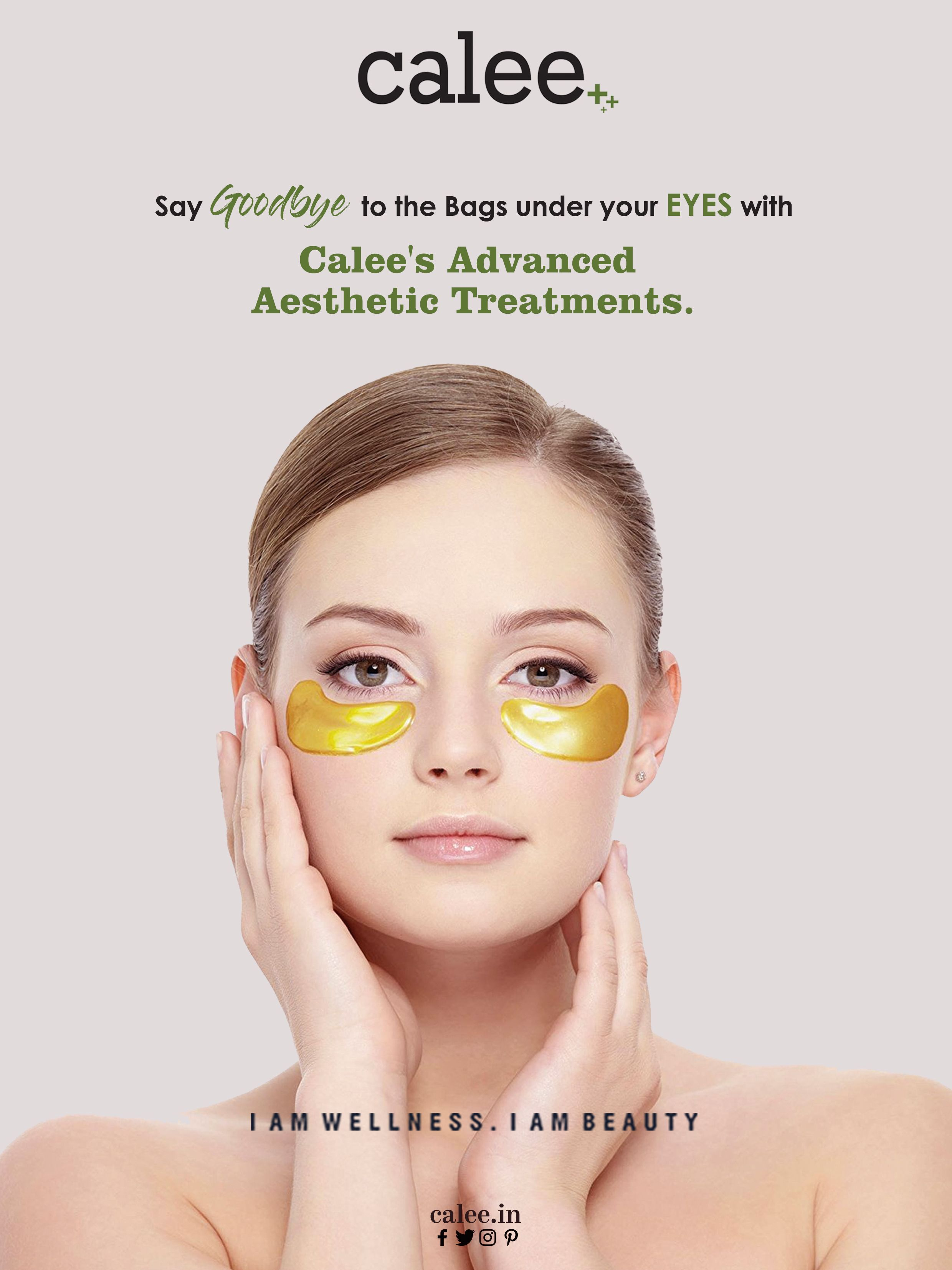 Say No To Sunken Eyes Opt For Calee S Advanced Aesthetic Treatments Book Now Www Calee In Or Call 91 Beauty Clinic Skin Care Specialist Cosmetic Surgery