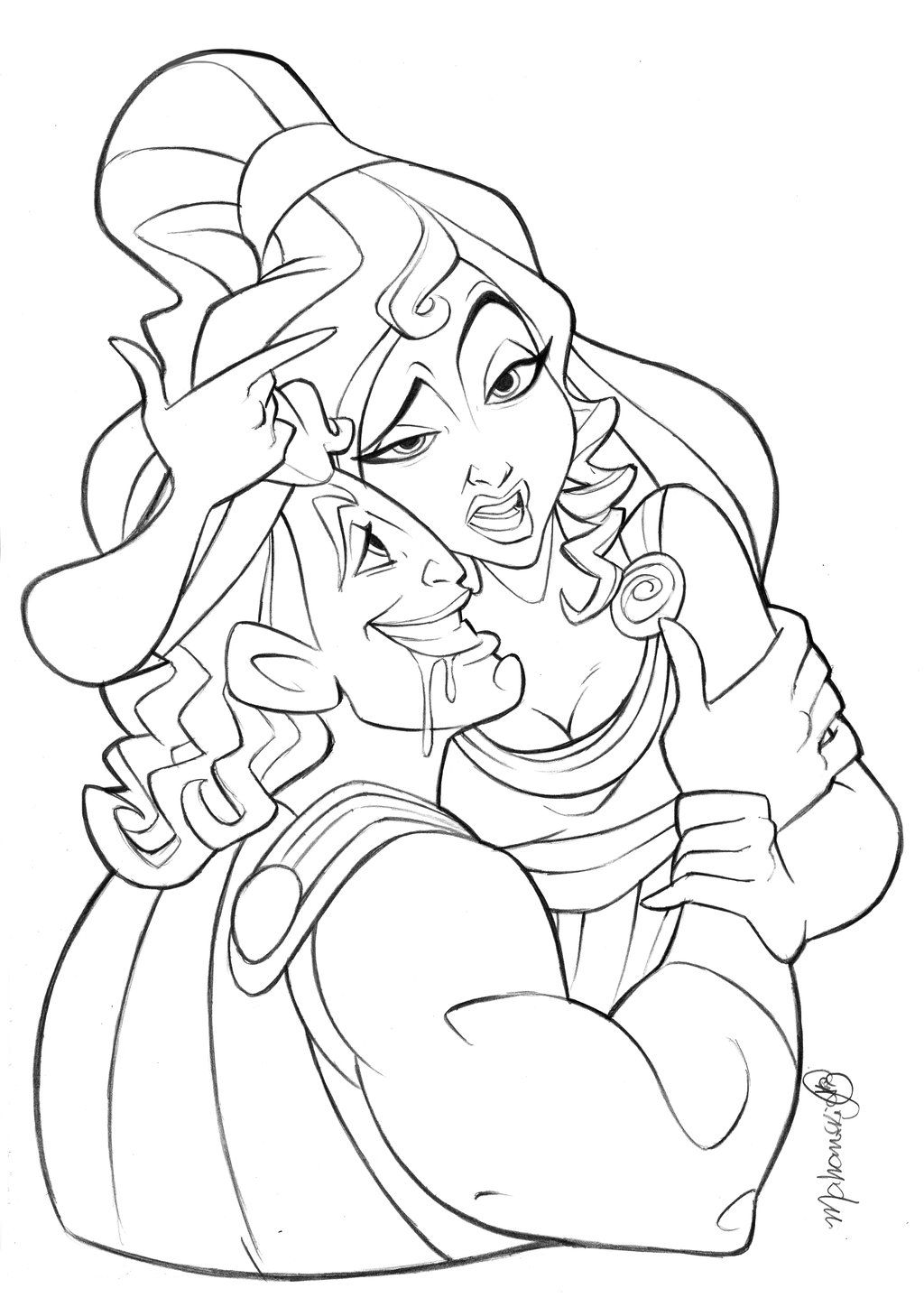 finest best images about anderson mahanski on pinterest hercules with hercules coloring page