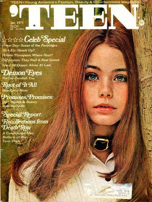Teen Magazine 5 Issues from 1971  Susan Dey David Cassidy  Jaclyn Smith  Malibu  Cybil Shepherd