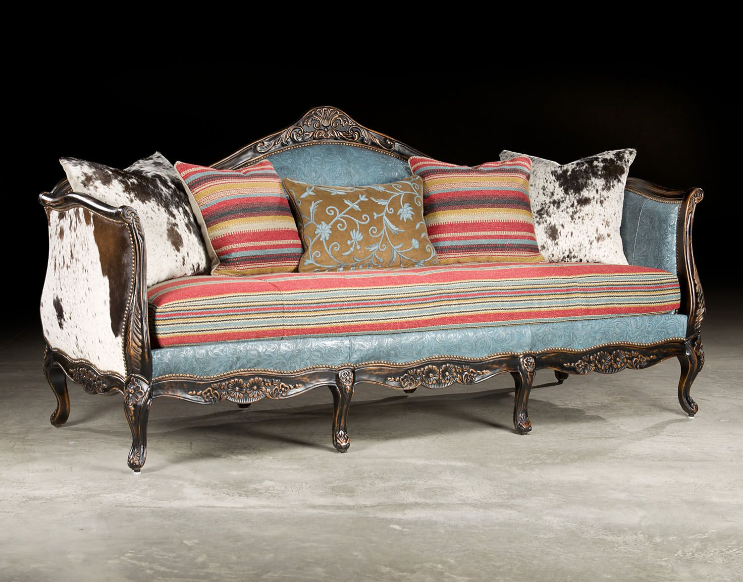 Okay I'm Sure This Beautiful Sofa Costs A Fortune But A