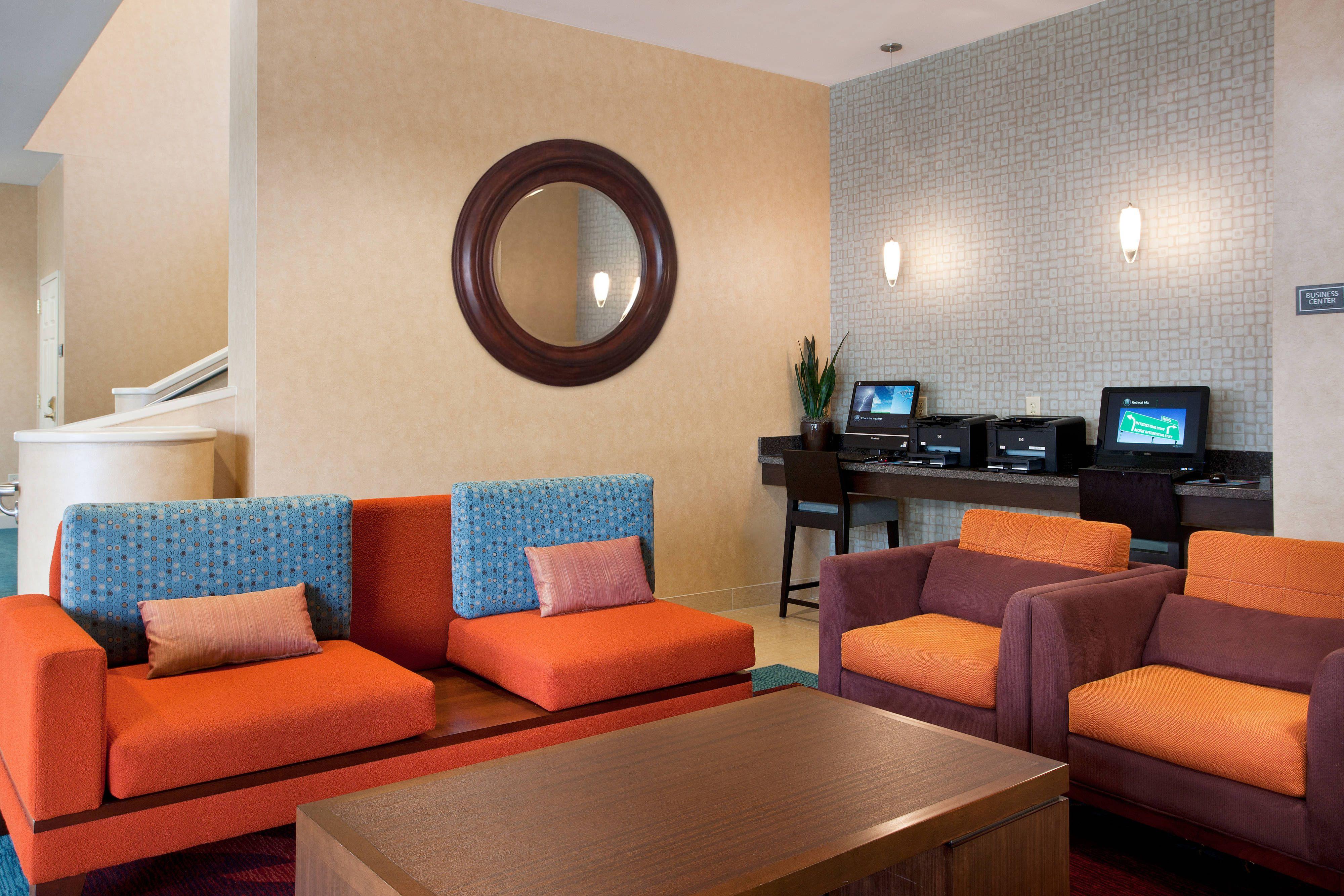 Residence Inn San Antonio Downtown Alamo Plaza Lobby Hotel Guestbathroom Comfort