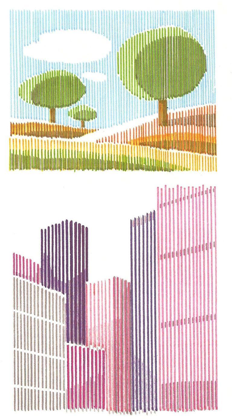 Tema1 Elementos Visuales Lecciones De Arte Arte Con Lineas Dibujos De Puntos