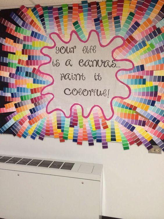 35+ Creative Bulletin Board Ideas for Classroom Decoration 2017