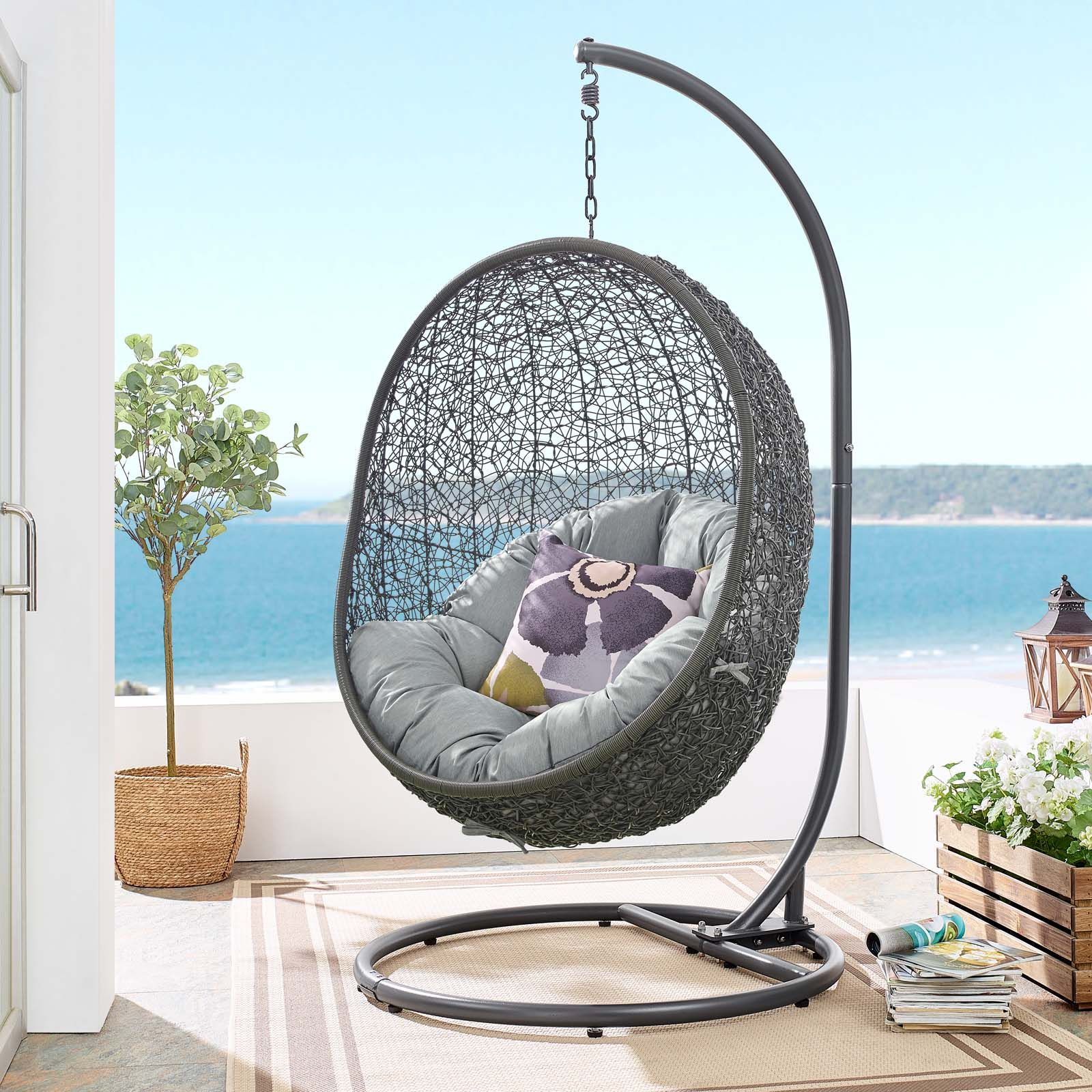 Our Best Patio Furniture Deals Outdoor Patio Swing Patio Swing Chair Patio Swing