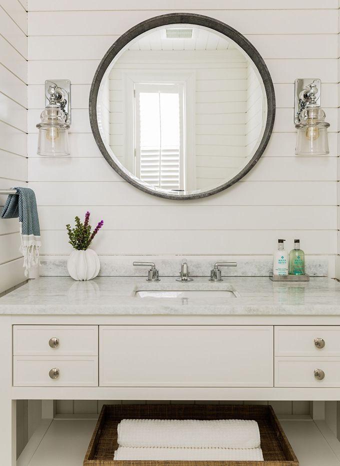 Jennifer Palumbo Beach House Bathroom Bathroom Styling