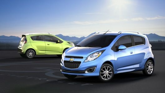 Come And Check Out The All New Chevrolet Spark Here At Homestead