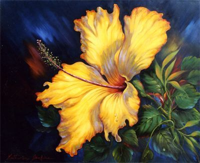 Gary Jenkins | Art Gallery | Beauty of Oil Painting | PBS: | rosa ...