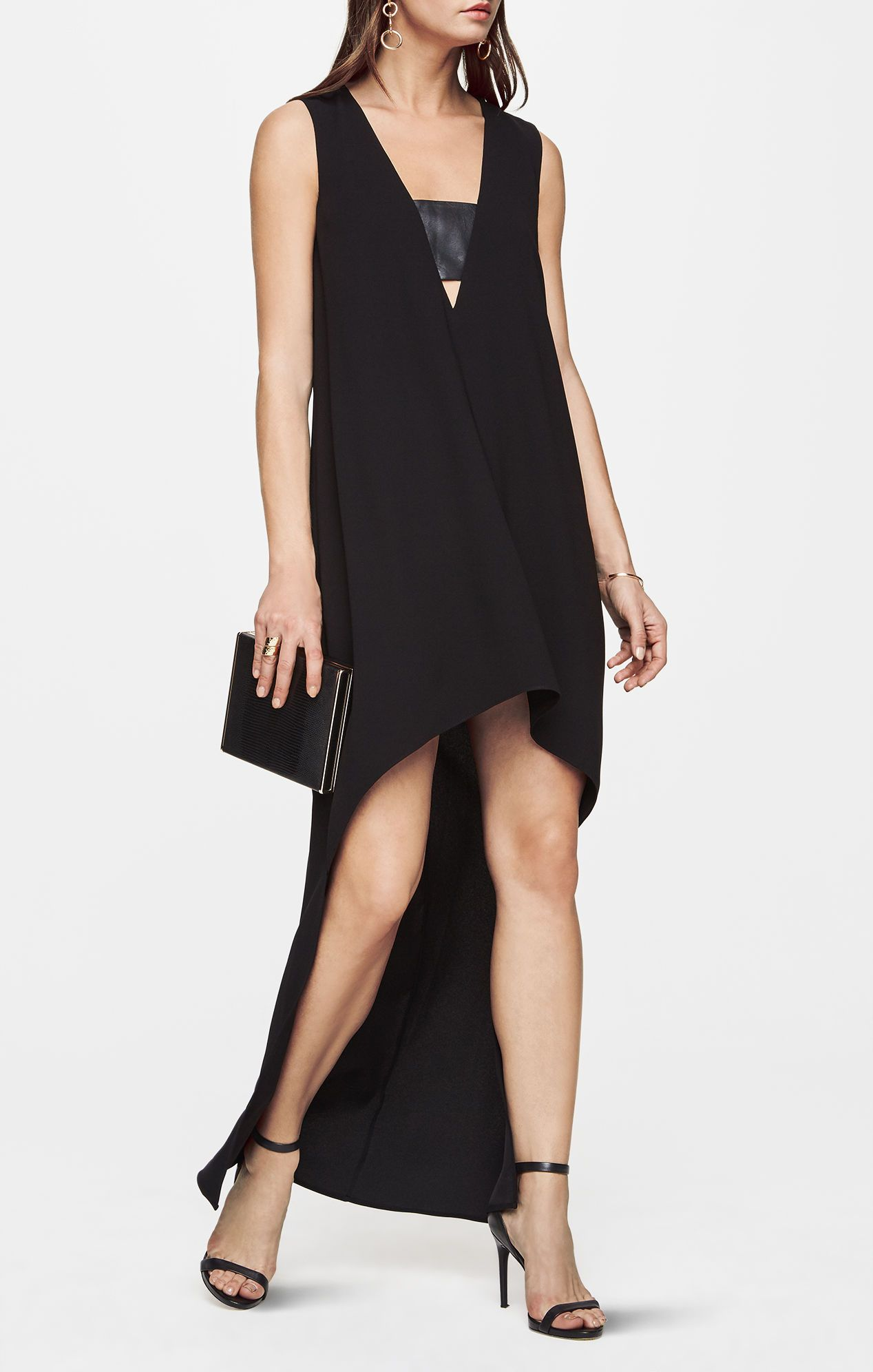 Amaryllis High Low Dress Moda Vestuarios