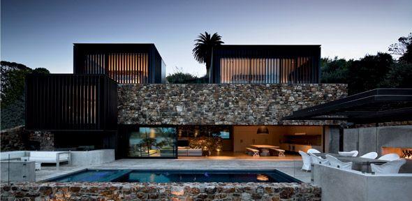 Rock House - Extérieur