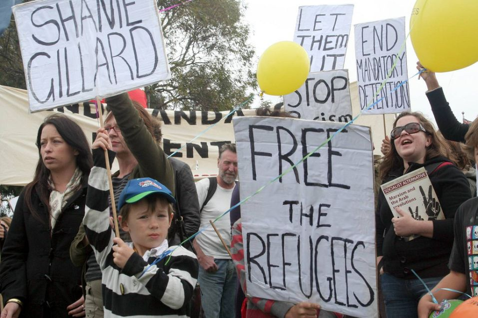 Over the past decade, both the Liberal and Labor governments have subsequently struggled to manage asylum visa processing in a humane way. These two most recent Australian governments have invested in off shore processing of refugees. This effectively means locking asylum seekers in detention centres off the mainland, for protracted periods of time that drag out over several months.