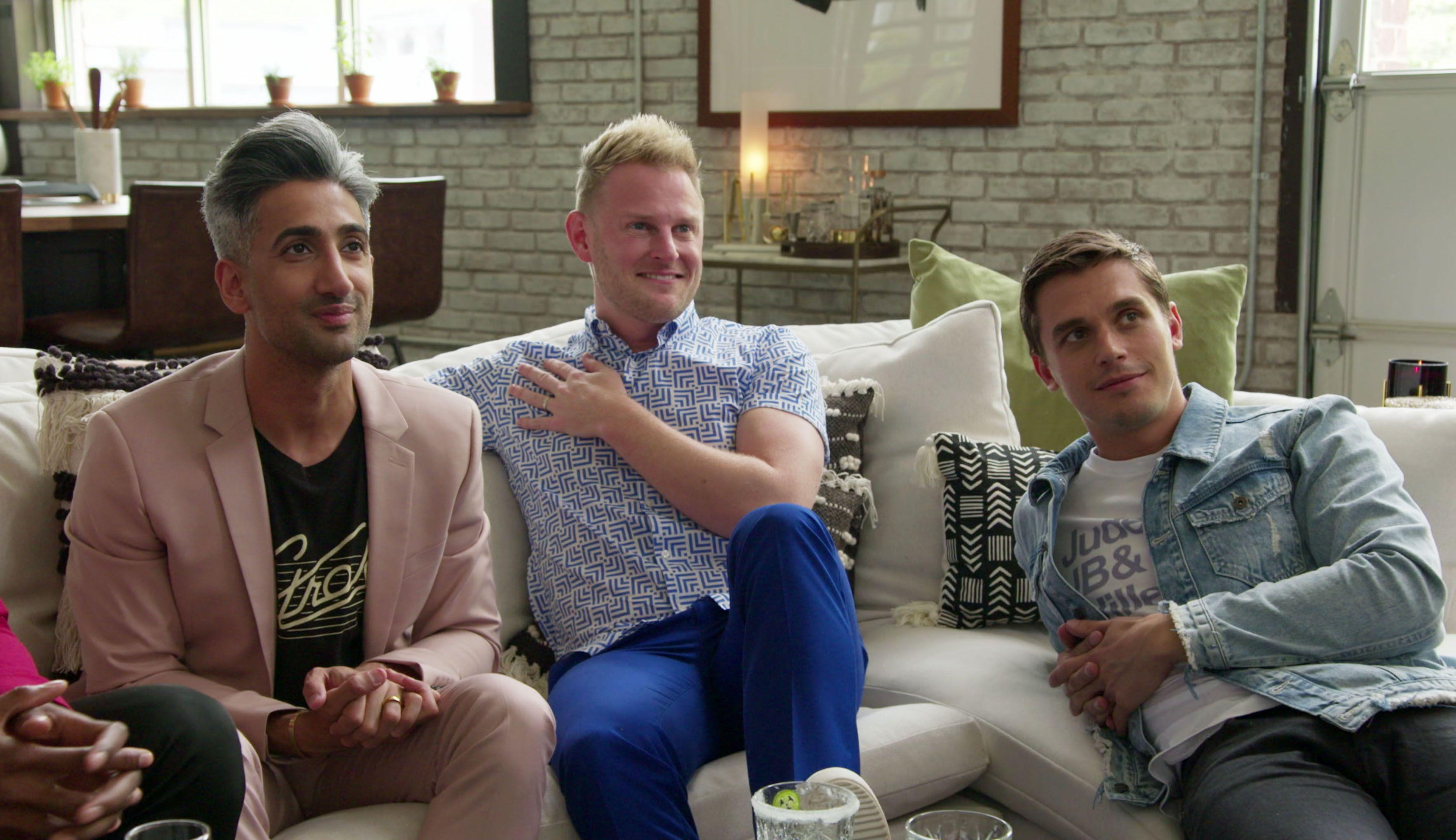Get the Look: Queer Eye's Industrial Atlanta Loft | Queer Eye | It