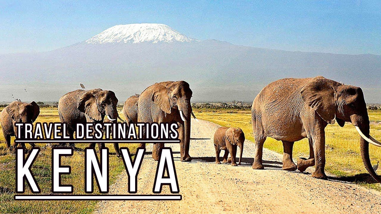 Tourism Attachments In Kenya 2019