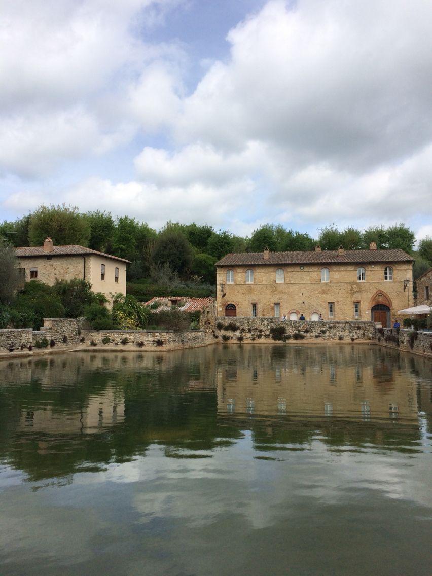 Terme di Bagno Vignoni - Toscana | Italy | Pinterest | Turismo and ...