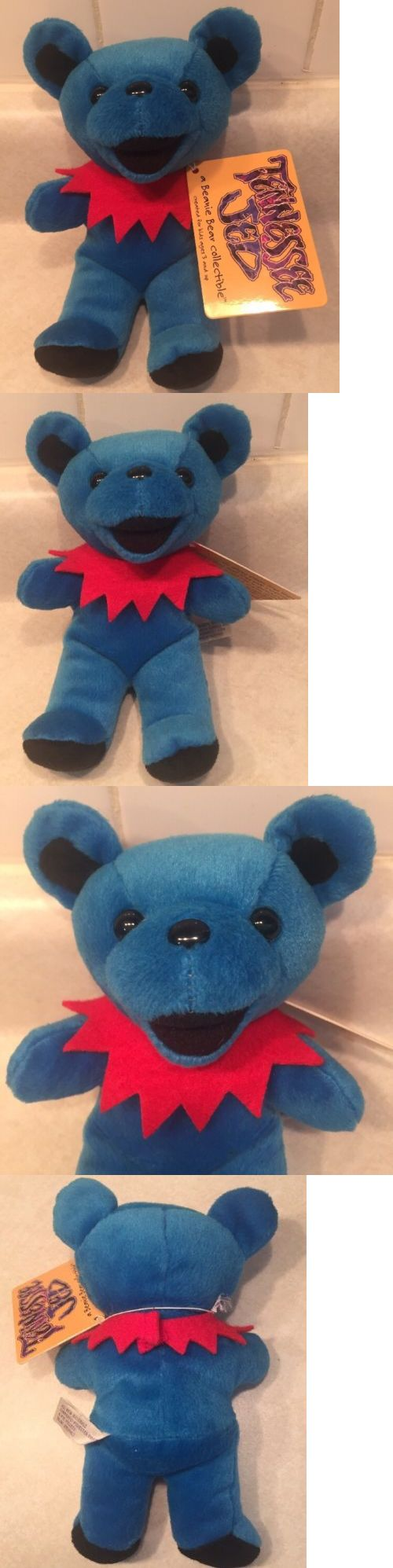 28d80b12fee Beanbag Plush 49019  Grateful Dead Tennessee Jed Bear -  BUY IT NOW ONLY    11.75 on eBay!