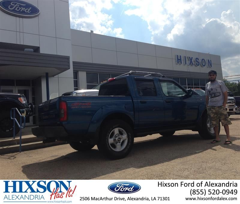 HappyBirthday to Nasser from Andrew Montreuil at Hixson