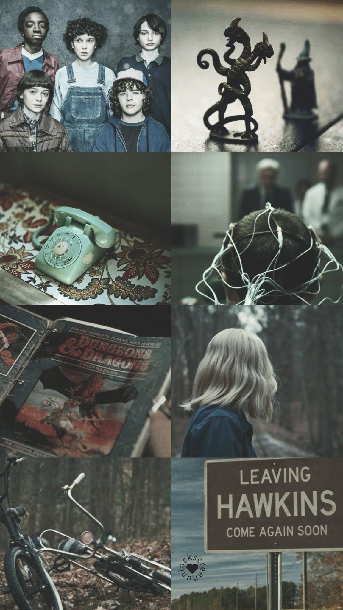 Aesthetic Stranger Things Pictures