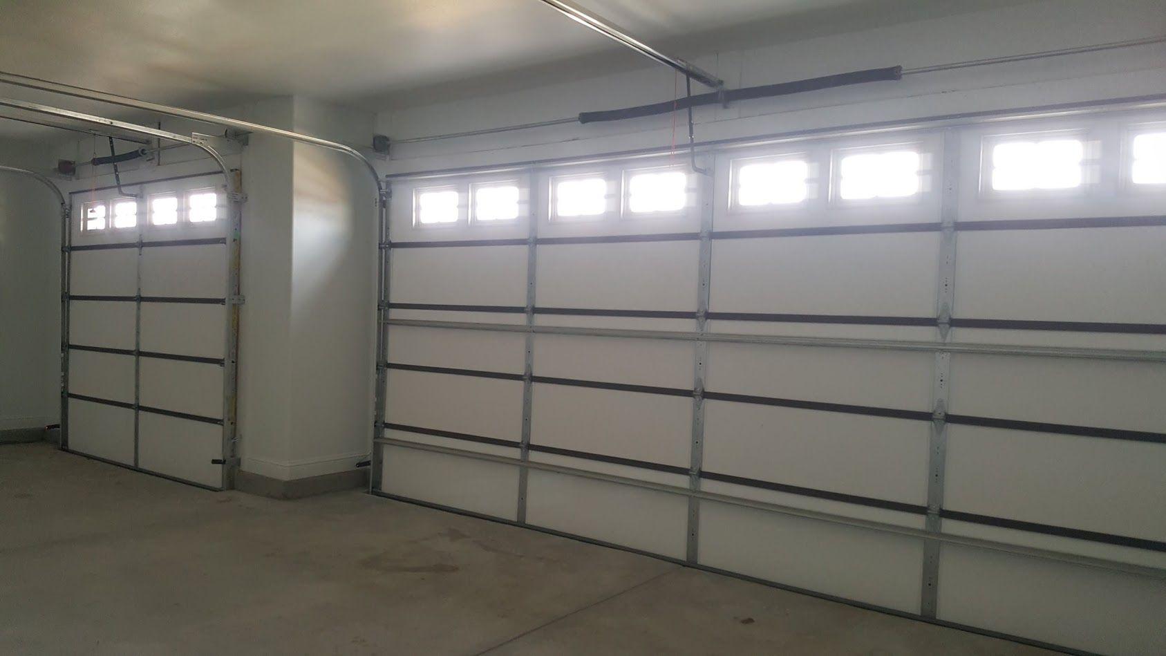 Optional Garage Insulation Garage Door Panels Ceiling And Walls Permian Homes Midland Tx Home Garage Door Panels New Homes