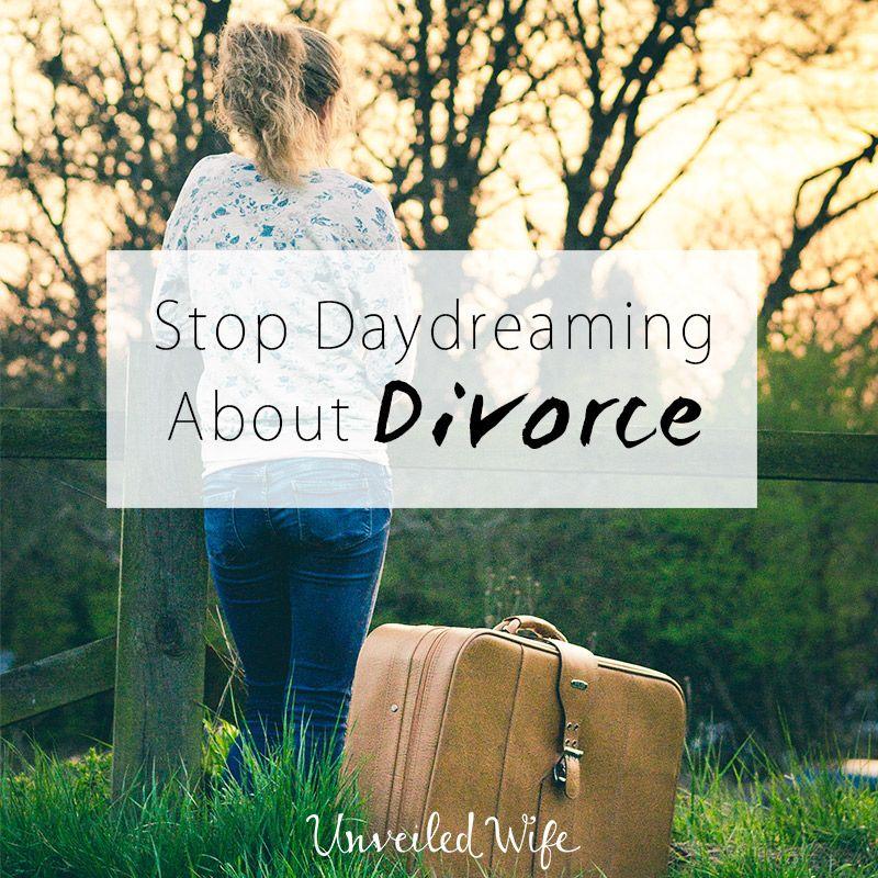 my divorce was a mistake