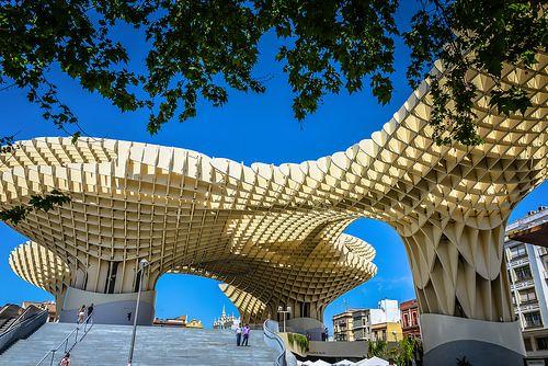 Metropol Parasol - Seville Spain