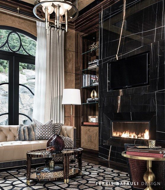 Affordable Marble Home Decor: Marble Interior, Living