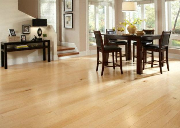 maple flooring wall color Google Search homeidea Pinterest