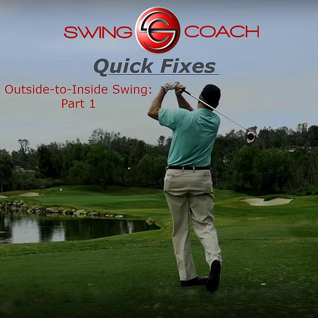 Quick Fixes OutsidetoInside Swing Part 1 (With images