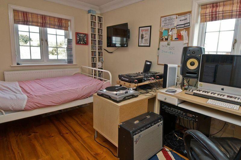 Beige Brown Studio Design Home Music Rooms Home Studio Music Music Room Design
