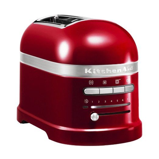 Kitchenaid 5KMT2204ECA Artisan -Toaster für 2 Scheiben - kitchenaid küchenmaschine rot